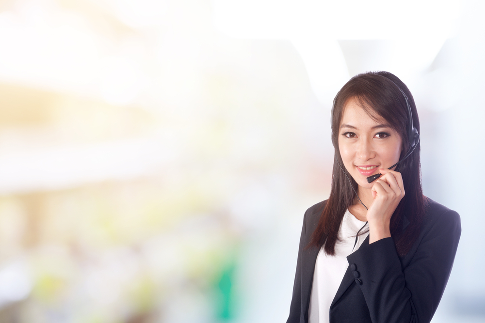 Portrait,Of,Business,Women,Call,Center,Or,Female,Customer,Support